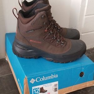 Columbia Snowcross Mid Thermal Coil Boots